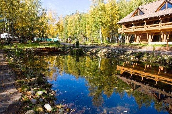 Отель Романов Лес - 20