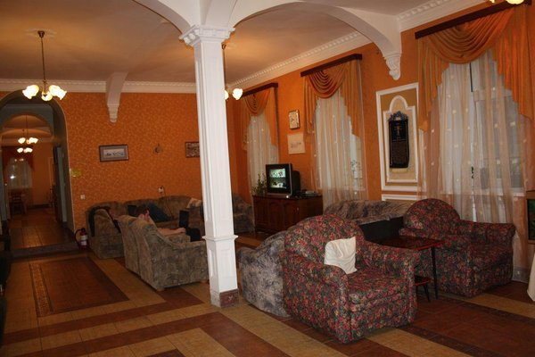 Гостиница Иерусалимская - фото 16