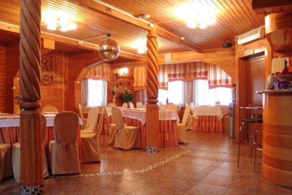 Отель Натали - фото 11