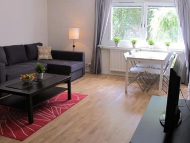 Апартаменты Forenom Serviced Apartments Norrkoping