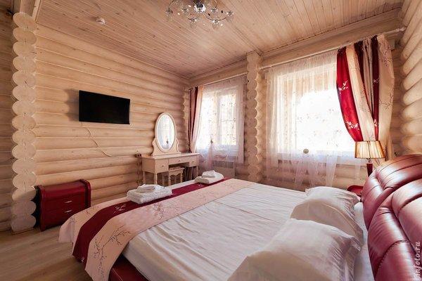 Эко-отель «Озеро Дивное» - фото 3