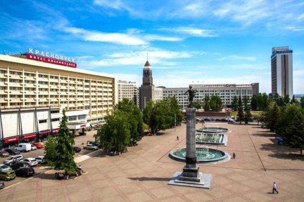 Гостиница Красноярск - фото 21