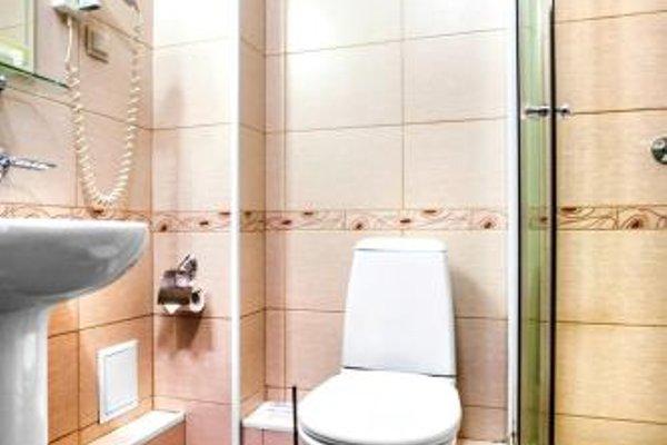 Гостиница Красноярск - фото 9