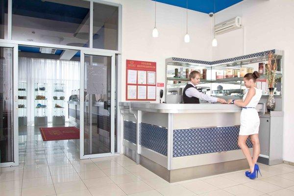 АМАКС Сити Отель - фото 16