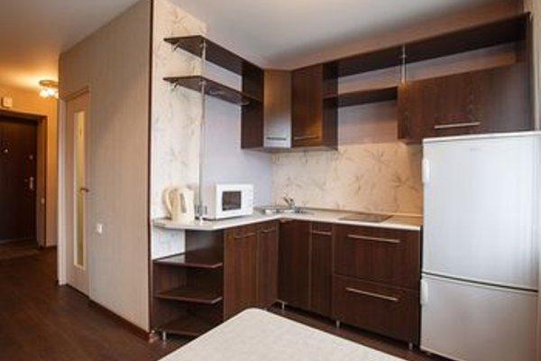 Апартаменты КЛЮЧ - фото 20