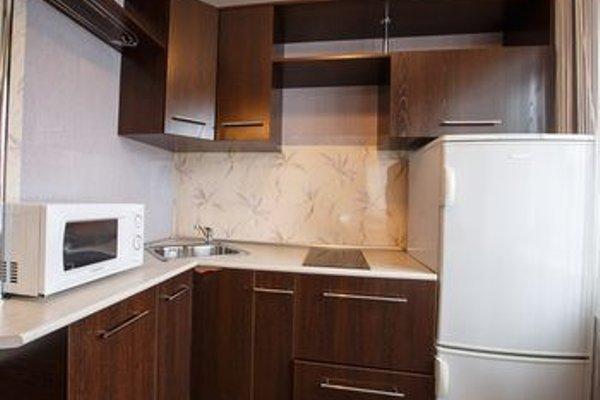 Апартаменты КЛЮЧ - фото 23