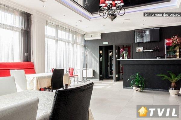 Отель РичМэн - фото 5