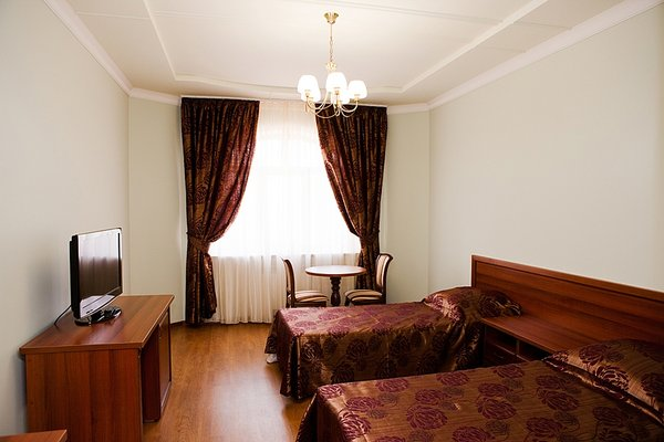 Отель «Мальдини» - фото 4