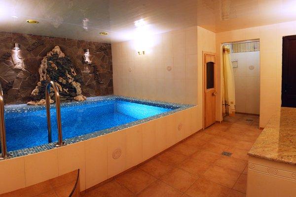 Отель Максимус - фото 12