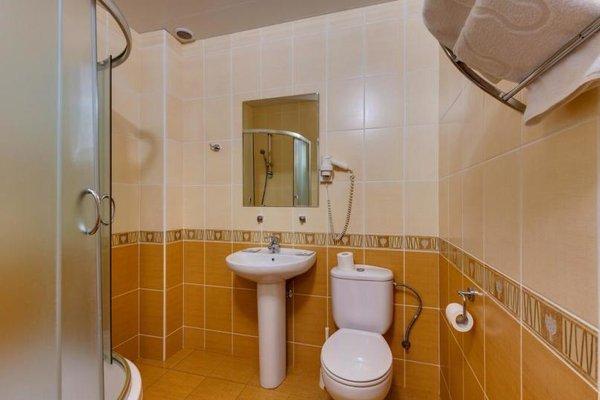 Отель Визит - фото 11