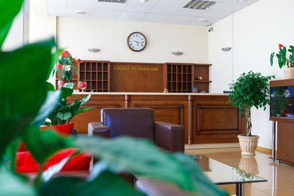 Отель Визит - фото 20