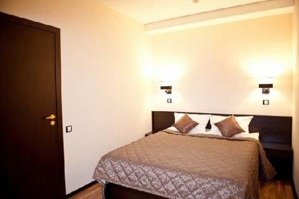 Отель «Тис» - фото 13