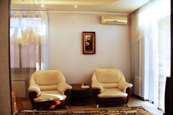 Отель «Тис» - фото 9