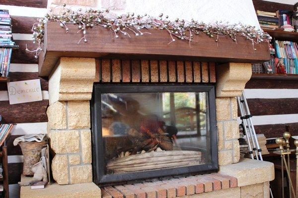 Отель Рай-Ski-Домик - фото 16