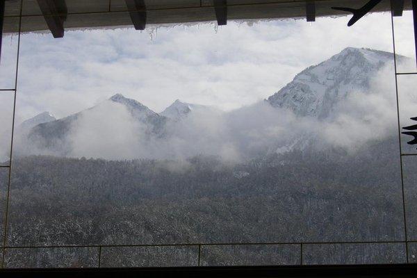 Отель Рай-Ski-Домик - фото 17