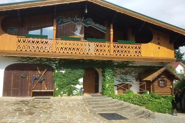 Отель Рай-Ski-Домик - фото 19