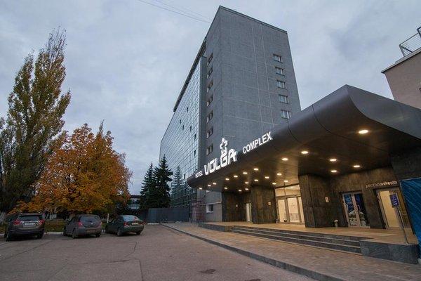 Отель Волга - фото 22