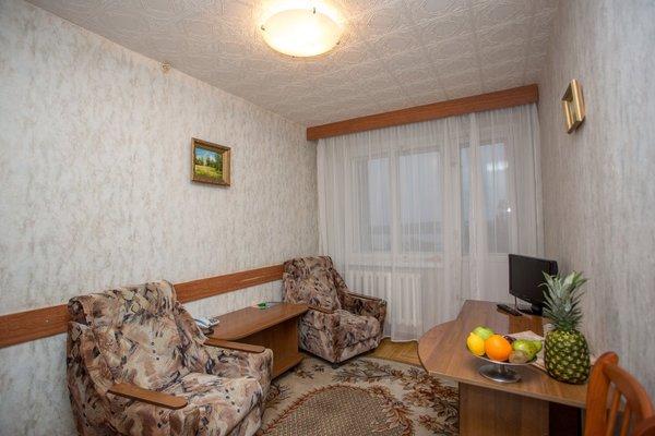 Отель Волга - фото 7