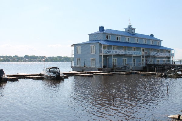 Бутик-отель «Островский причал» - фото 23