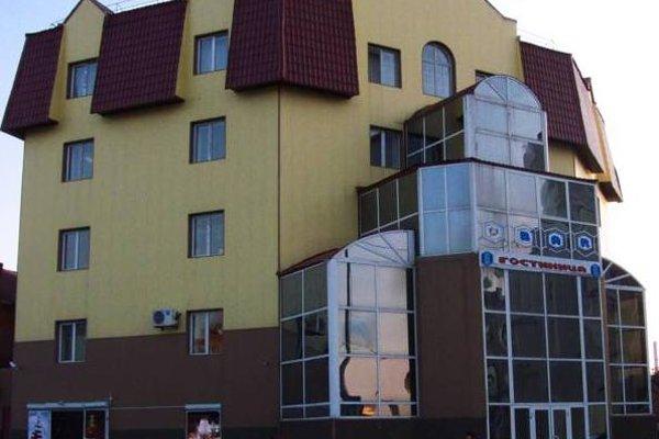 Гостиница Кристалл - фото 23