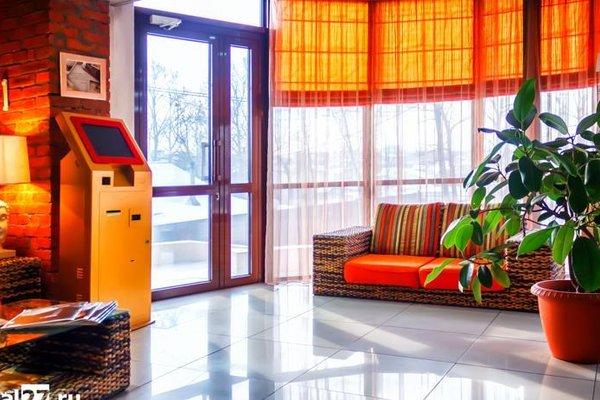 Гуру Отель - фото 7