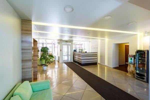 Отель Онега - 15