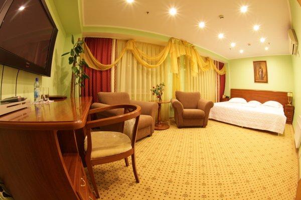 Гостиница Кристалл - фото 101