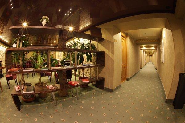 Гостиница Кристалл - фото 67