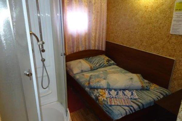 Гостиница Причал - фото 7