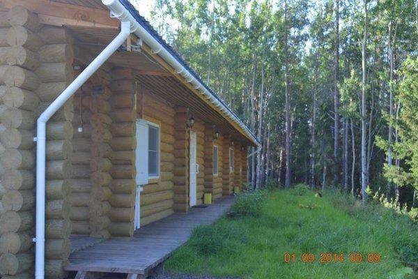 Мотель Гора Крестовая - фото 18