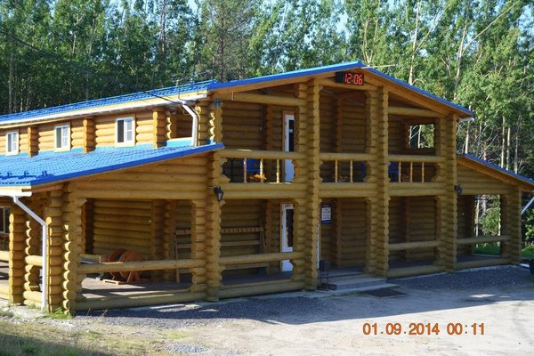 Мотель Гора Крестовая - фото 19