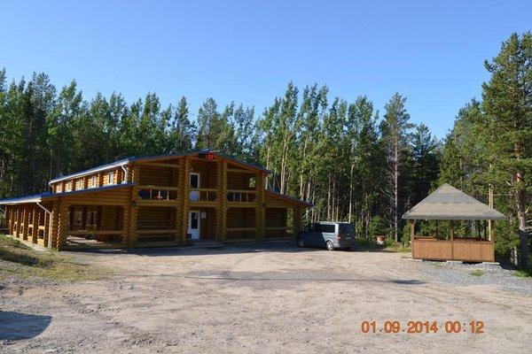 Мотель Гора Крестовая - фото 21