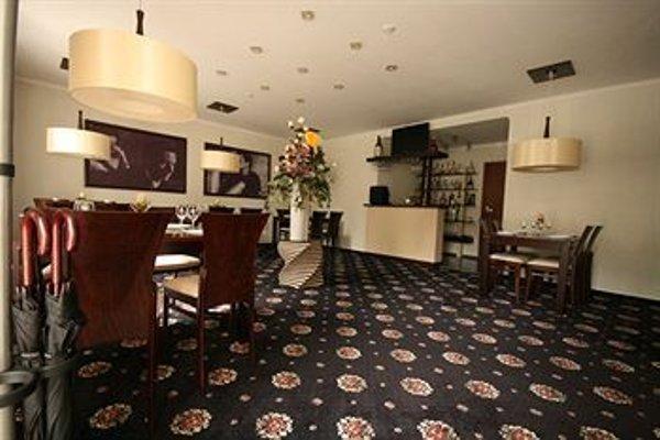 Отель Блюз - фото 15