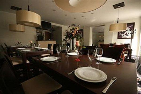 Отель Блюз - фото 17