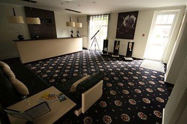 Отель Блюз - фото 18