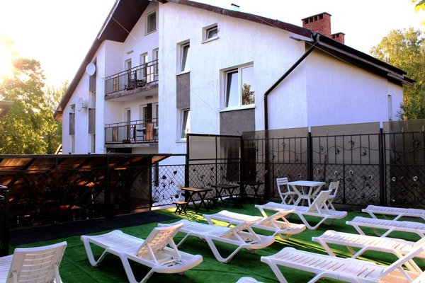 Отель Робинзон - фото 23