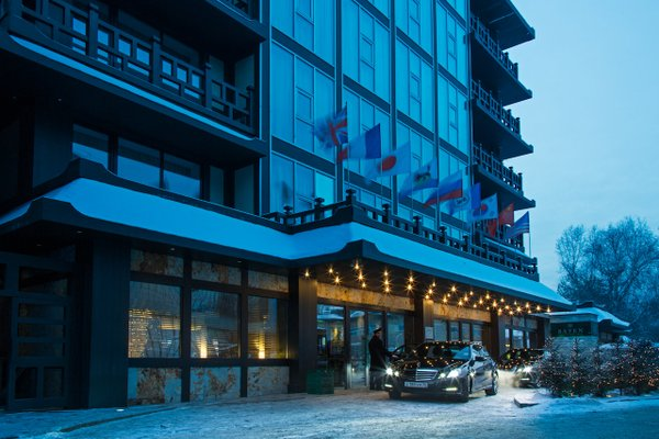 Саен Отель - фото 23
