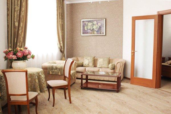 Отель Империя - фото 11