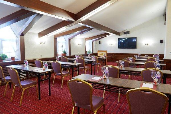 Отель Звезда - фото 16