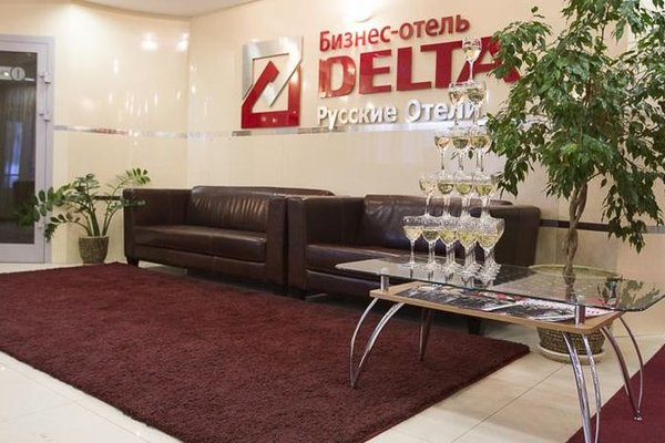Бизнес-Отель Дельта - фото 11