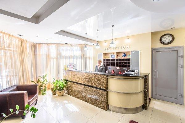 Бизнес-Отель Дельта - фото 13