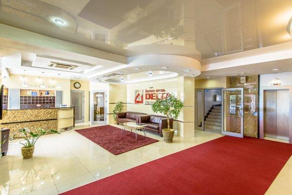 Бизнес-Отель Дельта - фото 14