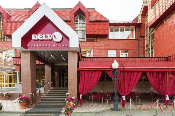 Бизнес-Отель Дельта - фото 20