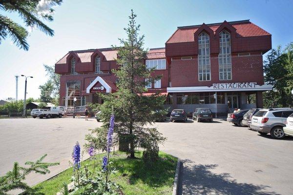 Бизнес-Отель Дельта - фото 21