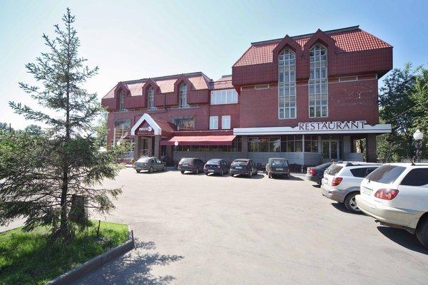 Бизнес-Отель Дельта - фото 22