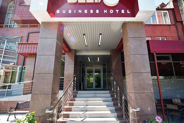Бизнес-Отель Дельта - фото 23