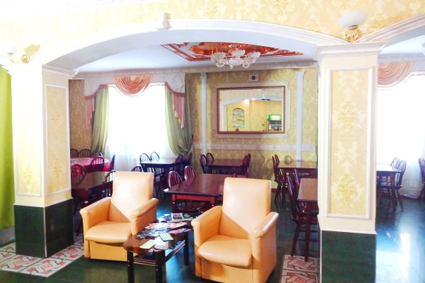 Отель Лотос - фото 63