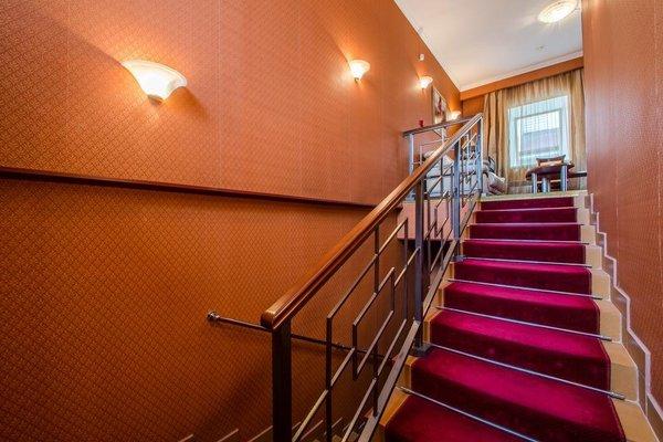 Отель Лазурный берег - фото 14