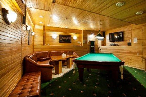 Отель Лазурный берег - фото 16