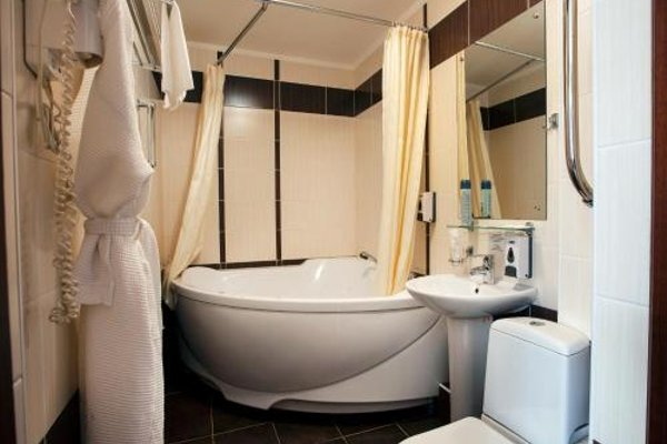 Отель Лазурный берег - фото 7